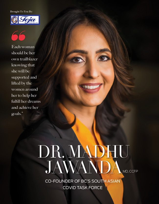 Dr Madhu Jawanda