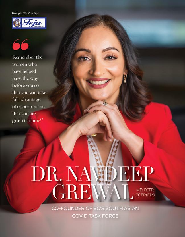 Dr Navdeep Grewal