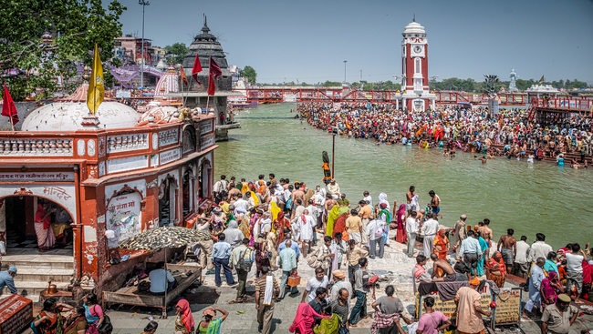 Khumb Mela at Haridwar