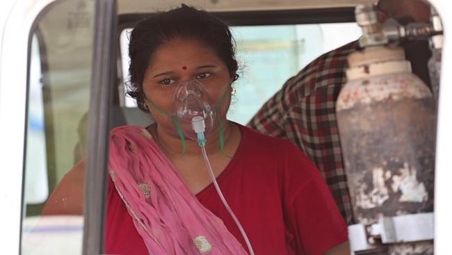 Oxygen shortage india